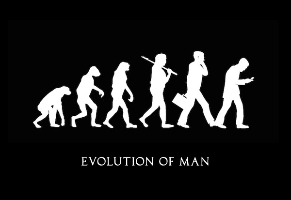 Rise and fall of man