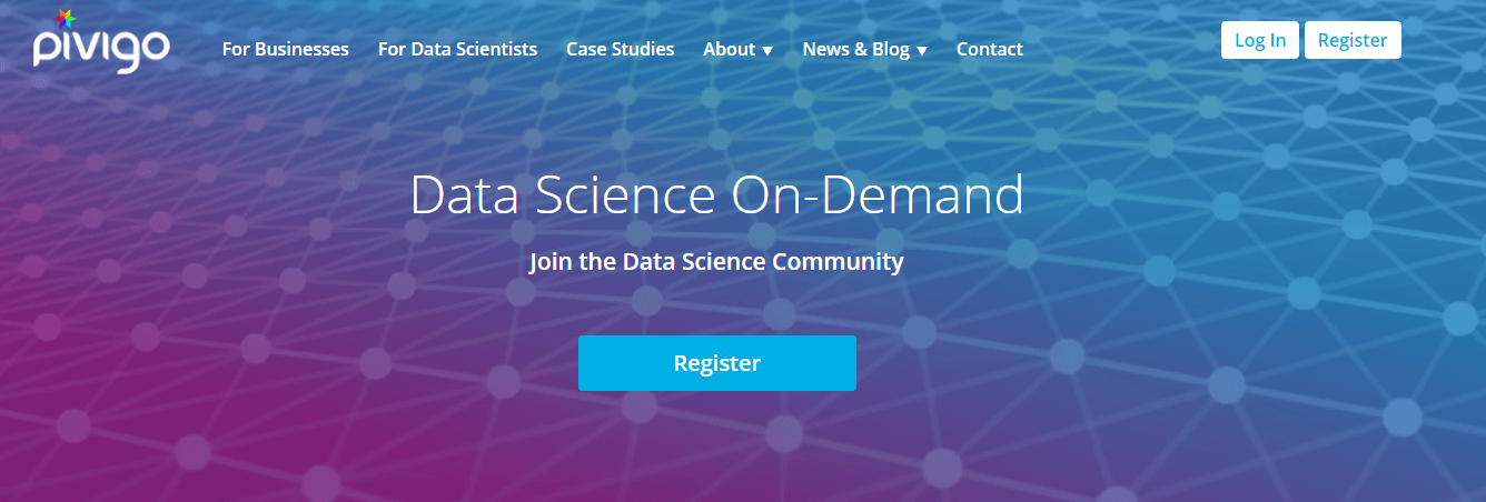pivigo data science women