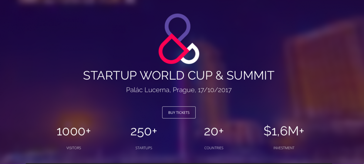 Startup World Cup & Summit Tickets