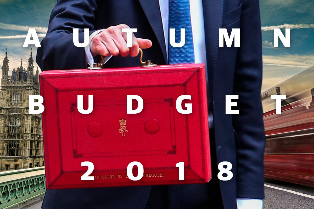 What the UK Chancellor's Budget 2018 means for Entrepreneurs and SMEs