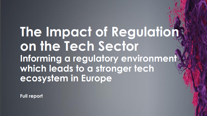 impact of regulation on tech sector