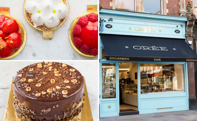 High-End London Baker Orée Raises £425,000 Funding in Angel Investment Round