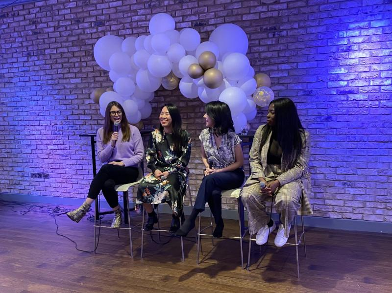 Four questions for female founders launching a business