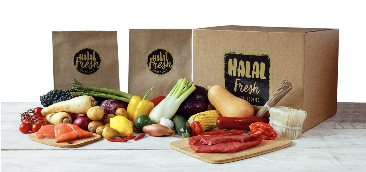 #SixtySecondStartup with Halal Fresh