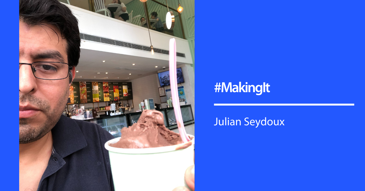 Making It with Julian Seydoux